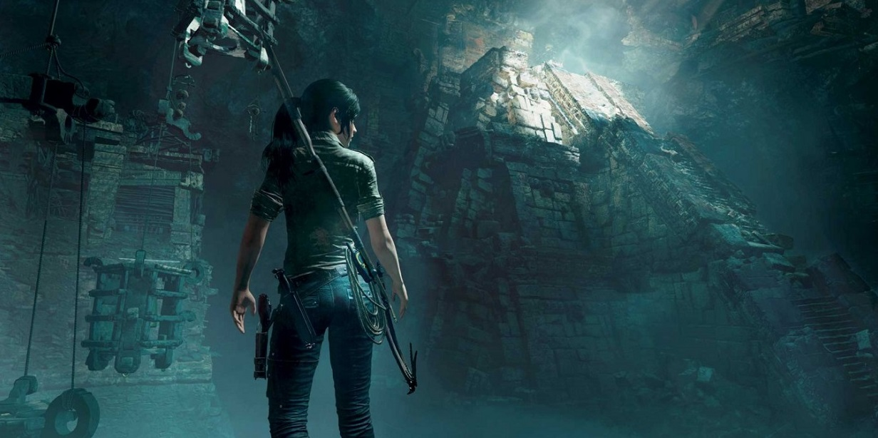 Tomb Raider definitive edition on PS4