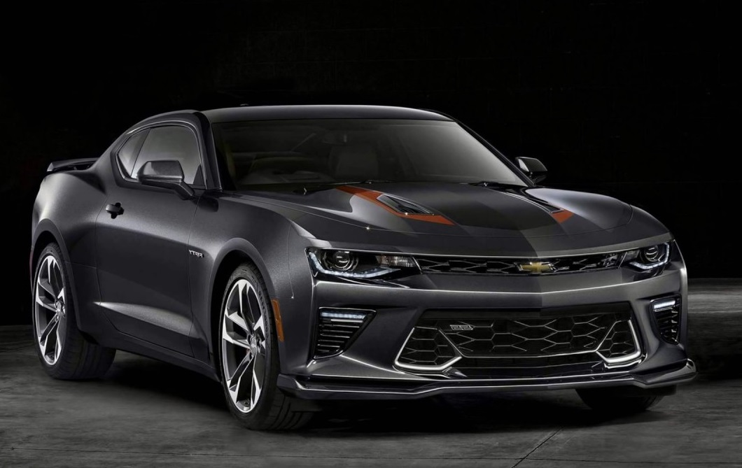 The 2017 Chevy Camaro Z28