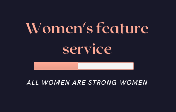 Women's feature service